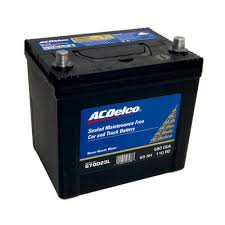 Car Battery Interchange Chart Acdelco Batteries