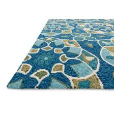 blue and yellow rug home design navy ikat roselawnlutheran loloi rugs francesca rugk 58t excellent