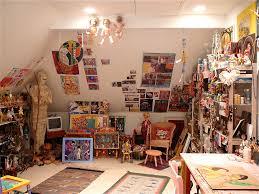 Home Art Studio Art Studio Design In Basement Art Studio Design Ideas With