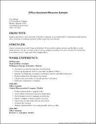 bartender objective example of bartender resume resume for bartender examples table