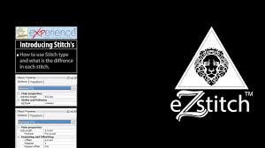 Ez Design Software Embroidery Wings Xp Software V2 5 Introducing Stitchs Tutorial In