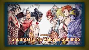 From lh5.googleusercontent.com shuumatsu no walkure s2 mp4 sub. Shuumatsu No Valkyrie Sub Indo Full Episode Infoinsaja