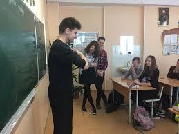 Профориентационные мероприятия Профориентационная работа студентов 4 и 5 курса ФСПТ