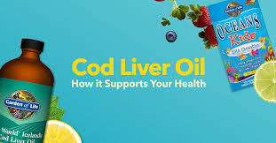 cod liver oil garden of life