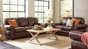 living room decorating ideas dark brown. Living Room Decorating Ideas With Dark Brown Design Full Size Of Light Sofa Leather Mixing And Black O