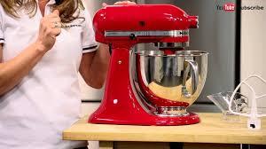 kitchenaid 175 artisan 4 8l stand mixer. kitchenaid artisan ksm150 stand mixer 91010 reviewed by product expert - appliances online youtube kitchenaid 175 4 8l