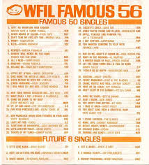 Wfil Philadelphia Pa 1967 06 19 Music Charts Dj Music