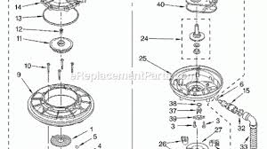 kitchenaid dishwasher parts. kitchenaid kudm25shbl1 parts list and diagram ereplacementparts in dishwasher ideas