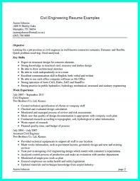 Civil Engineer Resume Fresher Civil Engineering Resume Format Download Objective Internship 21