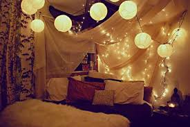 diy bedroom lighting ideas. Amazing Diy Bedroom Light Decor With Decorating Your Room Christmas Lights Ideas 4 Lighting