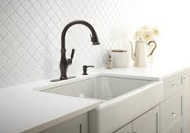 How To Choose A Kitchen Faucet Finding A Farmhouse Kitchen Faucet Farmhouse Made