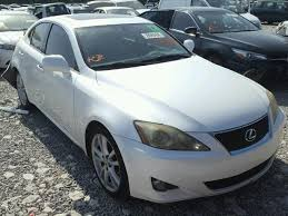 lexus is 250 2007 white. Delighful White JTHBK262X75048642  2007 LEXUS IS 250 25L Left View And Lexus Is White