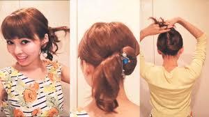 2016年浴衣の髪型子供向けの可愛いロングのアレンジは 徒然ピータン