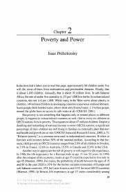 poverty and power springer poverty and psychology poverty and psychology