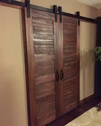 Five Panel Door Headboard Bedroom Walk In Closet Doors Love The 5 Panel Doors With