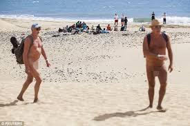 Shameless Public sex at a Nude Beach   XVIDEOS COM Nudist Girls Fishing