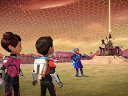 "Miles from Tomorrowland"" Grendel's Moving Castle/The Great Gadfly (TV  Episode 2018) - IMDb"