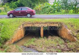 Image result for pics of concrete culverts under railroad tracks