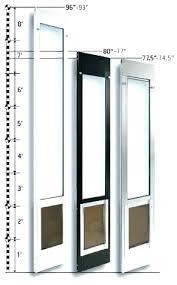 doggie door for slider hot tip door insert inserts for sliding glass doors patio panel pet