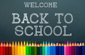 Image result for first week back text
