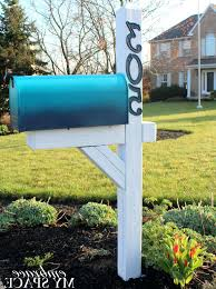 cool mailbox designs. Unique Mailbox Ideas 8 Easy Designs Decorative Cool Mailboxes With Artistic For C