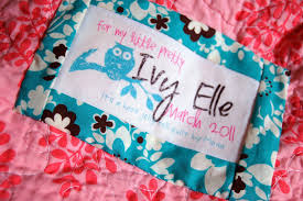 DIY Quilt Labels - iCandy handmade & Here are some more examples: Adamdwight.com