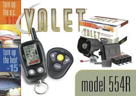 554r your valet 2 way alarm w remote car starter click here for larger image