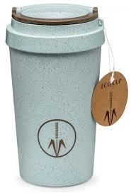 """<b>Термокружка Walmer</b> """"Eco cup"""", цвет: голубой, 400 мл — купить в ..."""