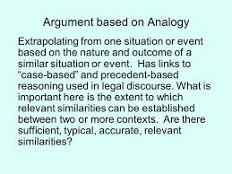 analogy essay topics  essays on example of analogy essay brainia com