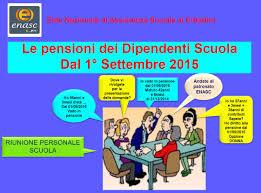 Ultimissime pensioni scuola 2015 e procedure per sesta salvaguardia