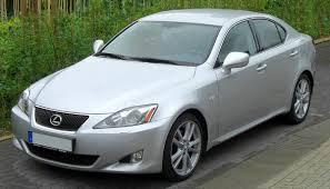 Lexus IS (XE20) - Wikipedia