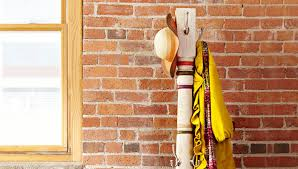 Make Standing Coat Rack Wood Coat Rack 71
