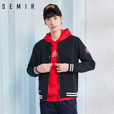 SEMIR <b>Jackets mens</b> collar sweatshirts for teens college <b>style men's</b> ...