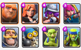 Best Beginners Deck to Climb Arena - Clash Royale Kingdom