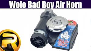 how to install the wolo bad boy air horn how to install the wolo bad boy air horn