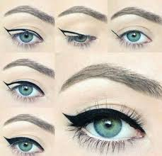 cool eyeliner makeup tutorial