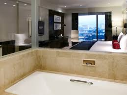 guests can also enjoy an adjule 40 inch flat screen television an ipod docking station and a refreshing rain shower
