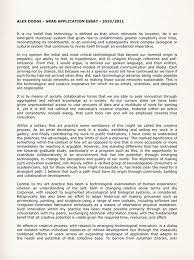 graduate student essays sample essay 2 sdsu