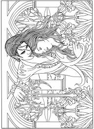 Small Picture 118 best Goth Coloring Page images on Pinterest Coloring books