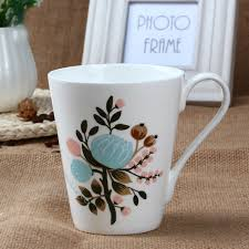 England original painting secret garden mugs bone china coffee/Milk/tea mug  creative pottery