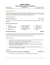 1 Page Resume Example One Page Resume Two Page Resume Format Pertaining To  Professional Resume Format