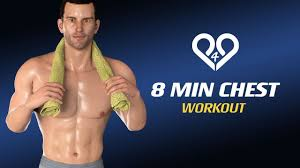 chest workout best home routine to kill pec muscle calisthenics and bodyweight