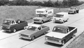 Curbside Classic: 1963 Ford Econoline Pickup - The Truth About Cars