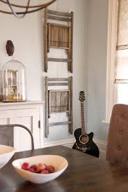 hanging folding chairs on wall home design ideas and pictures