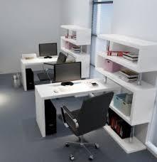 Office bookshelf design Modular High Gloss Office Study Cum Computer Table With Bookshelf Design Citescsicrescclub China High Gloss Office Study Cum Computer Table With Bookshelf