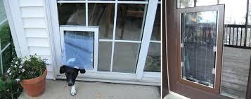 sliding door pet door dog door for sliding door in ca sliding glass door dog door