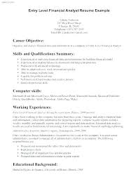 Great Examples Of Resumes Inspiration General Resume Objectives Examples General Resume Objectives Awesome