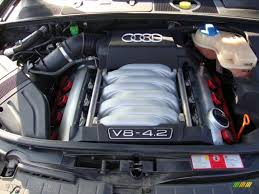 2005 Audi S4 4.2 quattro Cabriolet 4.2 Liter DOHC 40-Valve V8 ...