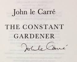 the constant gardener john le carre first edition signed the constant gardener middot the constant gardener middot the constant gardener