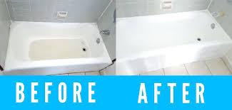 jun how to reglaze a tub reglazing kit home depot